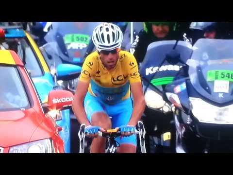 Vincenzo Nibali-Vittoria 18° Tappa-Tour de France