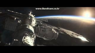 Gravity scene-Soyuz to Tiangong