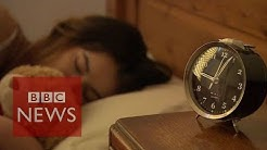 School for tired teens - BBC News