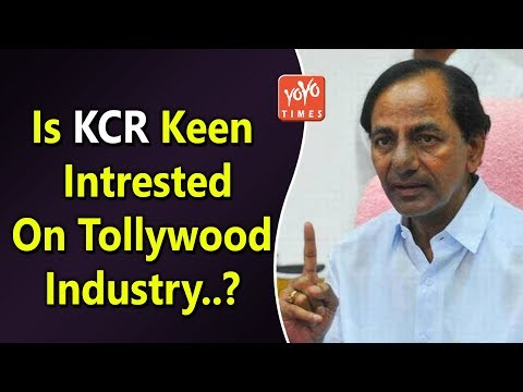 Is KCR Keen Intrested On Tollywood Industry....? | T Srinivas Yadav | Telangana | YOYO Times