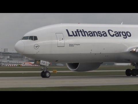 Plane Spotting at Manchester Airport | April 8th 2016