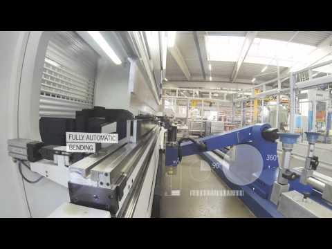 Производство изделий ACO из нержавеющей стали