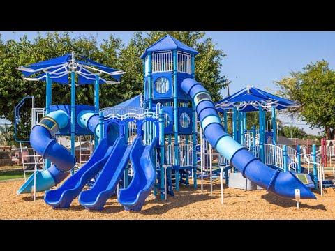 Playground Equipment Factory Tour