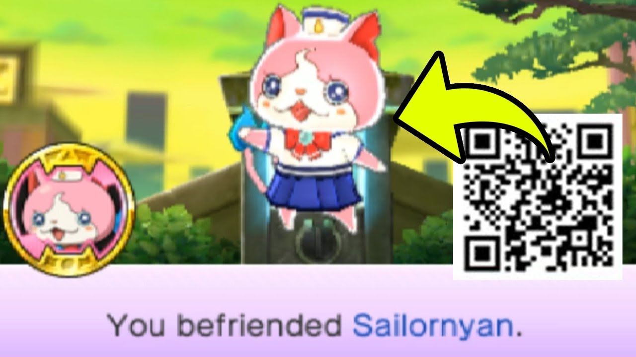 How To Get Sailornyan In Yo Kai Watch Blasters Easy Youtube