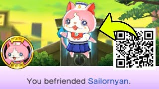How To Get Sailornyan in Yo-kai Watch Blasters EASY!