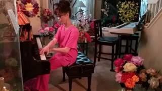 SAI-GON NIEM NHO KHONG TEN(Piano cover in G-minor).