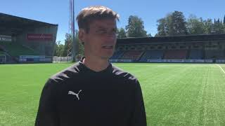 VPSTV: ENNAKKO   Petri Vuorinen   FC Inter - VPS