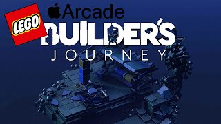 Apple Arcade - LEGO Builder's Journey: Create your own path!!