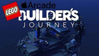 Apple Arcade - LEGO Builder's Journey: Create your own path!!