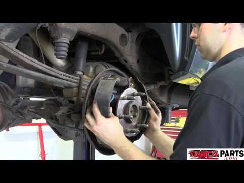 DIY – Install OEM Rear Drum Brakes 2007 GMC Sierra