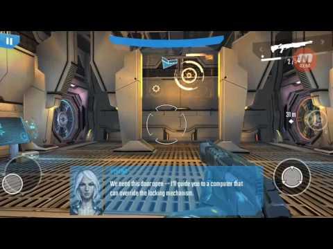 A 20 Mb FPS GAME!!!! Nova Legacy #1