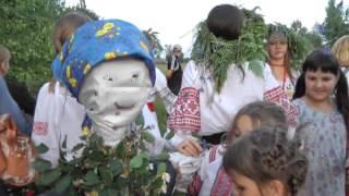 свято купала у Волинській області 2012 Українські народні пісні музика Ukrainian folk song music