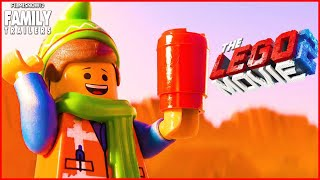 Emmet's Holiday Party: A LEGO Movie Short | THE LEGO MOVIE 2 (2019)