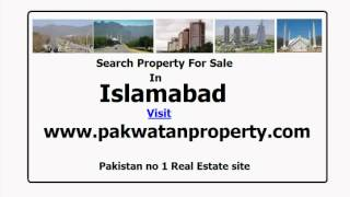 House for sale in Motorway City Islamabad