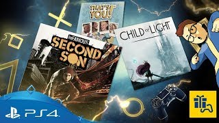 GIOCHI BELLI GRATIS! Sony Playstation Plus Settembre 2017! PS4 Instant Game Collection September!