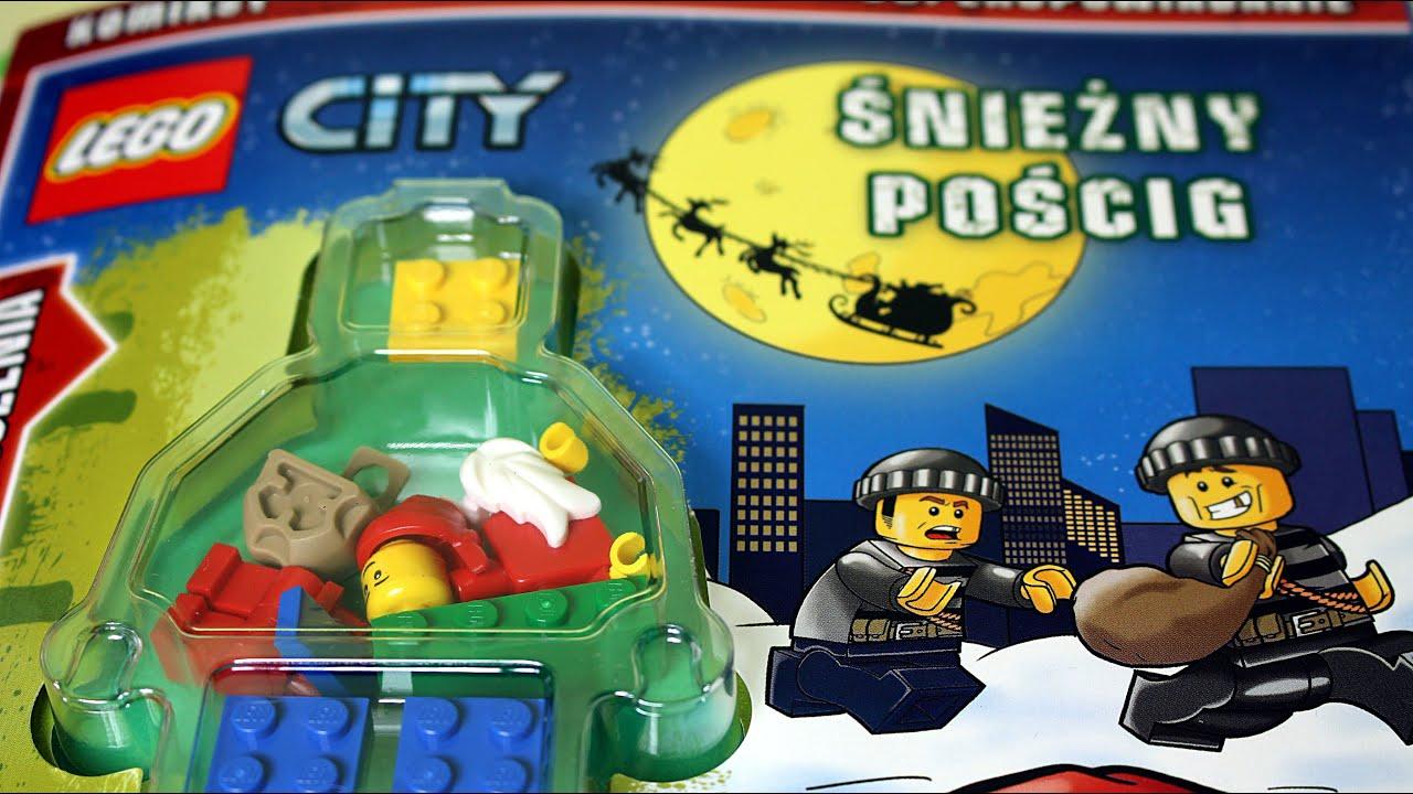 lego city comic book snow chase nie ny po cig. Black Bedroom Furniture Sets. Home Design Ideas