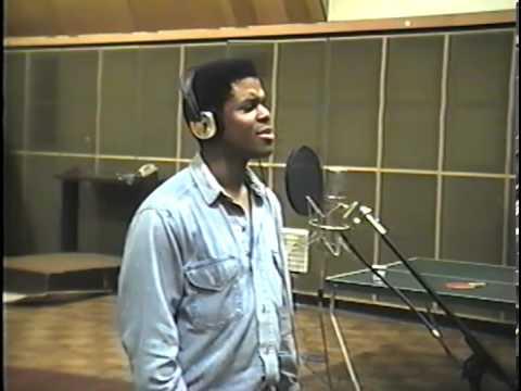 D'Tripp Recording at RCA Studios 1990