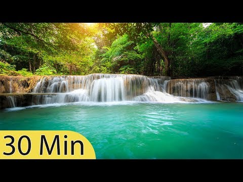 30 Minute Deep Sleep Music, Peaceful Music, Meditation Music, Sleep Meditation Music, ☯3257B