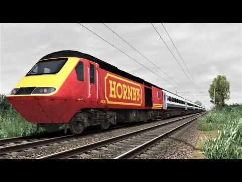Train Simulator 2018: Class 43 Doncaster-York