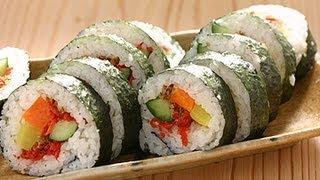 【楊桃美食網】簡單做壽司