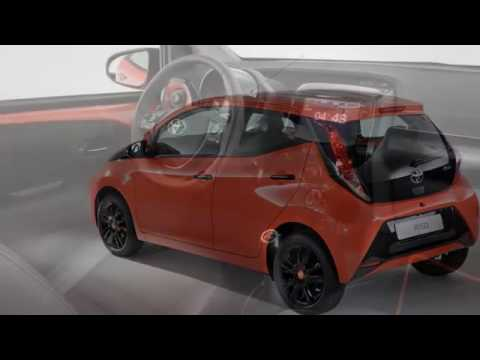 Un auto extraordinario: 2015 Toyota Aygo x-cite