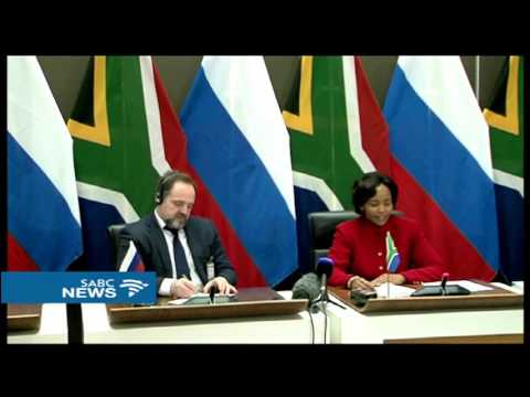 SA, Russia trade relations very positive