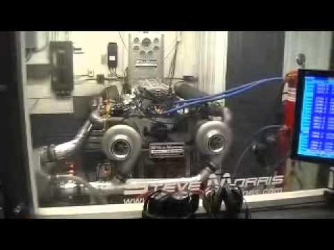 3000 HP Dyno session at Steve Morris Engines