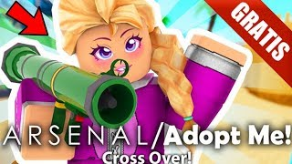 😍NEW FREE ANNA TREATMENT OF ADOPT ME (CODE) GET IT NOW😍- ROBLOX