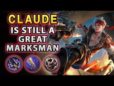 This Is Why Claude Is Still Such A Great Marksman | Mobile Legends