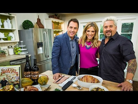Recipe - Turkey 101 with Guy Fieri - Hallmark Channel
