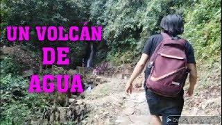 Un volcán de agua | Alberth Rockma | aguas Calientes Soritor- Selva Alegre