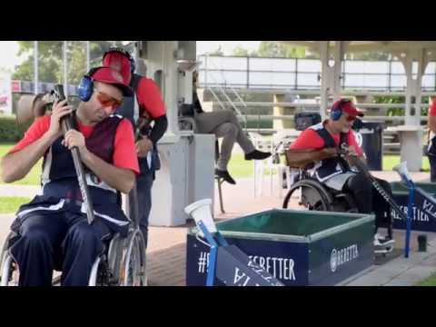 Beretta present: Road To Paralympic Shooting Games