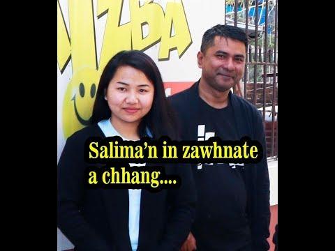 Salima'n In zawhna te a chhang