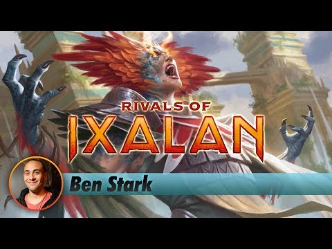 Rivals of Ixalan Draft #2 | Channel BenS