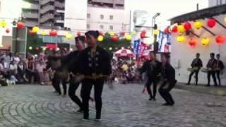 Henry In Awa Odori Summer 2011