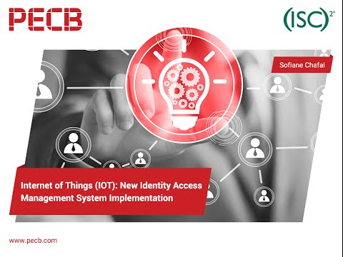 Internet of Things (IoT): New Identity Access Management System Implementation