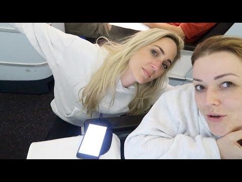 Wij vliegen weer naar huis!  Vloggloss 1400