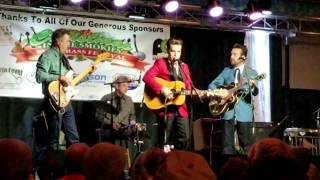 Tribute to Johnny Cash - medley *The Malpass Brothers Band*