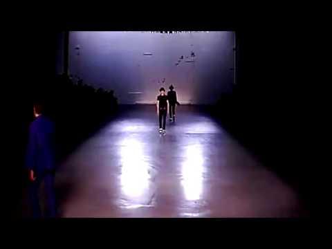 """Dior Homme Spring Summer 2006 """"TheWorldWasAMessButHisHairWasPerfect"""" By Hedi Slimane Runway Show"""