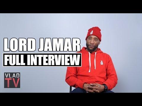 Lord Jamar on Eminem, Jay-Z, Mase, 21 Savage, Boosie, Chinx (Full Interview)