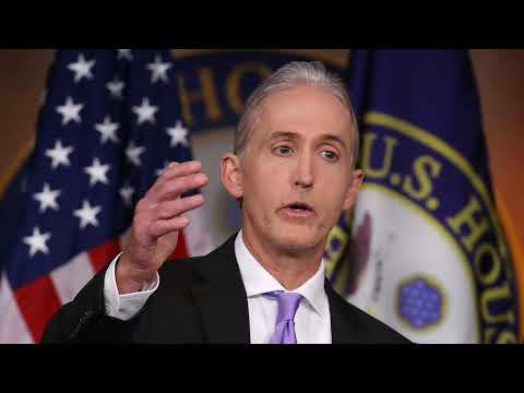 Breaking Pentagon Just Terminated Trey Gowdy's Grasp on Hillary Clinton