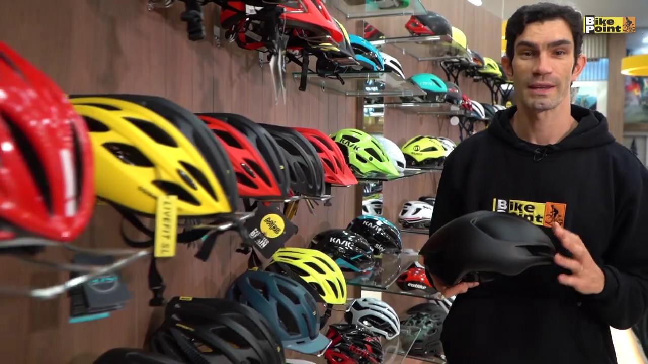 Kask Utopia Cyclisme sur route Casque-Noir