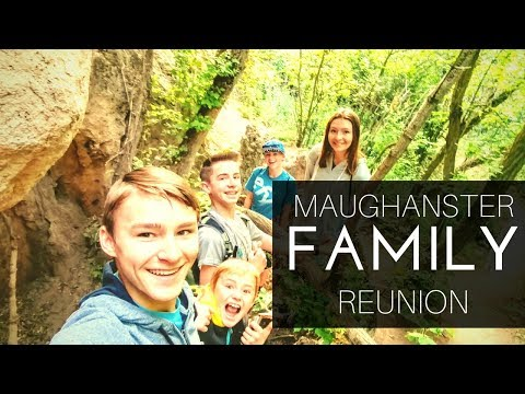 Maughanster Reunion Day 1