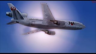 【FSX/P3D】デンバー国際空港~シアトル国際空港 DC10-10【LIVE】【初心者】