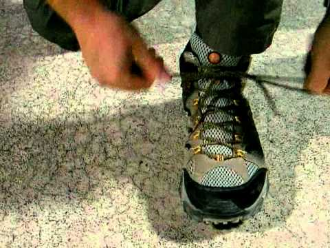 Merrel Moab Mid Gore Tex By Milpic Youtube