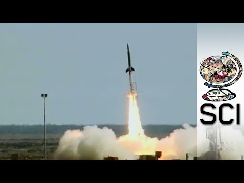 Beyond The Cutting-Edge Of Hypersonic Rockets
