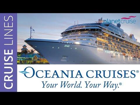 Oceania Cruises - Cruise Lines - Planet Cruise