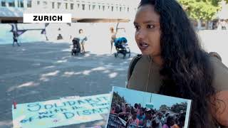 500 days of protest – Worldwide rallies supporting Tamil Families of the Disappeared