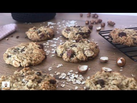 Download Recette des cookies aux flocons d'avoine