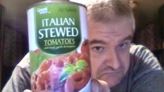 Great Value Italian Stewed Tomatoes